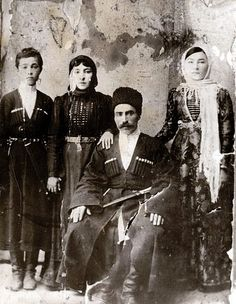 Nogaylar -Noghais - ногайцы