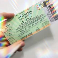PURPOSE TOUR RIO DE JANEIRO - INSTAGRAM/ @ACAROLINASALES #purposetour #justinbieber