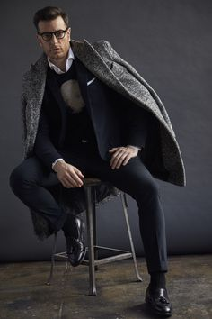 Michael Bastian Fall 2016 Menswear Fashion Show. This collection is very easily one of my favorites for AW16, if not my favorite.