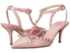 Kate Spade New York Julianna Petal Pink Nappa - 6pm.com