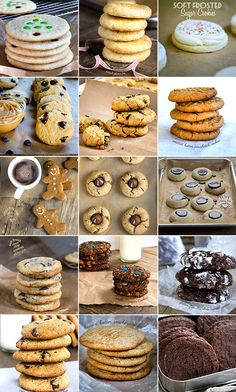 The Very Best Gluten Free Christmas Cookies (2013 edition)!