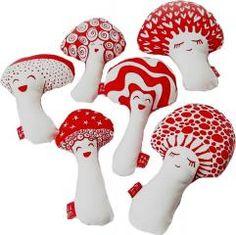 DIY mushroom family PaaPii Design
