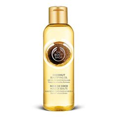 Coconut Beautifying Oil - The Body Shop