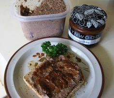 Green Gourmet Giraffe: Walnut & lentil dip/spread