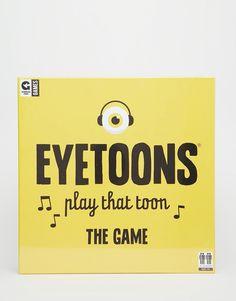 Eyetoons Board Game