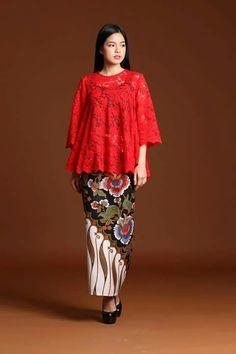 Kebaya Hijab, Kebaya Brokat, Batik Kebaya, Dress Brokat, Kebaya Dress, Kebaya Muslim, Blouse Dress, African Print Dresses, African Fashion Dresses