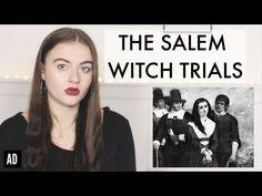 Salem Tv Show, Salem Witch Trials, The Darkest, History, Historia, History Activities