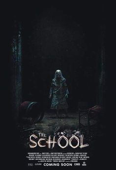 The School Film Horror Horrow Movies, Ghost Movies, Cinema Movies, Scary Movies To Watch, Best Horror Movies, Classic Horror Movies, Night Film, New Movie Posters, Bon Film