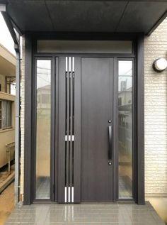 Home Door Design, Wooden Main Door Design, Double Door Design, House Outside Design, Pooja Room Door Design, Door Gate Design, House Gate Design, Door Design Interior, Entrance Design