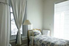 Las cortinas aportan calidez y estilo a la decoración de una estancia. ¿Qué os parece si las hacemos nosotros mismos?