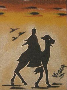 Dibujos para hacer cuadros con arena buscar con google cuadros cuadros de arena de senegal sand paintingafrican sciox Image collections