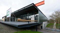 Comfortabel kunst kijken in duurzaam gerenoveerde Kunsthal http://www.detechniekachternederland.nl/energie/energieverbruik-beperken/kunsthal-rotterdam/ #TechniekNL #Rotterdam #Kunst
