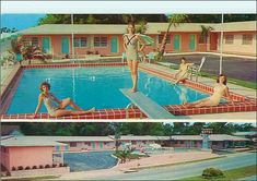 PAN AMERICAN MOTEL Ocala Florida | 1950sUnlimited | Flickr