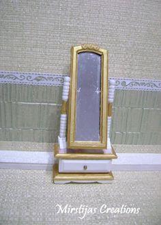 My version of De Agostini's psiche-mirror