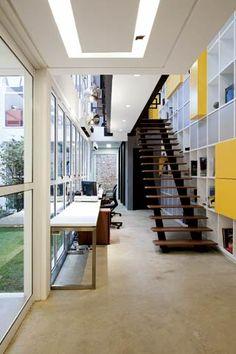Oficina en San Pablo, Brasil -FGMF Arquitetos