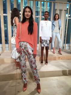 NYC Recessionista: FIRST LOOK: Ann Taylor Spring/Summer 2015