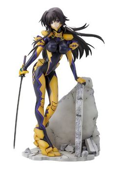 Kotobukiya Yui Takamura Muv Luv Alternative Total Eclipse Ani Statue -- Check out this great product.