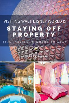 Wow!!!  With prices continually rising for rooms at Walt Disney World ... you might want to consider staying Off Property when you see all you can get!  - The Blogorail