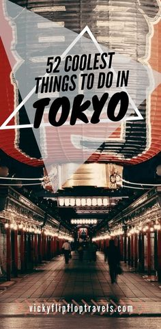 52 Coolest Things to Do in Tokyo: No Messing About All the coolest things to do in Tokyo based on my two weeks there – I want to go back to Japan!All the coolest things to do in Tokyo based on my two weeks there – I want to go back to Japan! Tokyo Japan Travel, Japan Travel Guide, Asia Travel, Japan Trip, Tokyo Trip, Travel Packing, Tokyo 2020, Travel Icon, Time Travel
