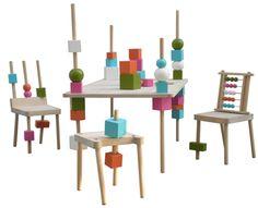 Maria Vang's 'Screw' furniture