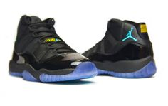 3c69e8d1cc7557 Another look at the upcoming Air Jordan 11 GAMMA BLUE releasing in December.