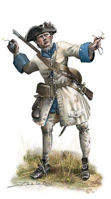 French Grenadier, WSS.