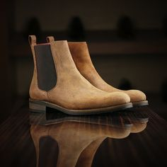 Quality, craftsmanship, excellent service, beautiful design – Leatherfoot offers only the best to our discerning customers. We are unequivocally passionate about fine footwear, and we want to share that passion with our fellow shoe enthusiasts. Saint Crispin, Rider Boots, Shoe Manufacturers, Designer Boots, Classic Man, Men S Shoes, Me Too Shoes, Chelsea Boots, Footwear