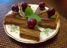 Tiramisu, Pancakes, Pudding, Chocolate, Baking, Breakfast, Ethnic Recipes, Food, Kiss