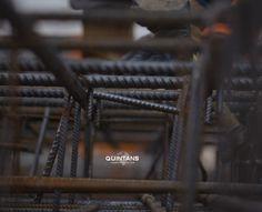 #Chantier Station d'épuration #PaysdeFoix #Quintans #Armature   #Béton #Acier #GénieCivil #TP #Construction #Armaturier #Pose #Ferraille #BTP #Assemblage #Audit #Conseil
