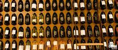 'Gewaagd proeflokaal' in Arnhem, The Netherlands. Interior design by Lenny Combé Design. Photography by Menno van der Meulen Wine Rack, Netherlands, Van, Interior Design, Photography, Home Decor, The Nederlands, Nest Design, The Netherlands