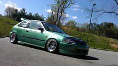 B.Reeds midori green ek hatch Ek Hatch, Honda Civic Hatchback, Cars, Green, Ideas, Autos, Car, Automobile, Thoughts