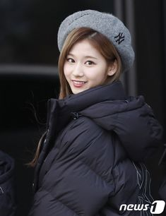 [Photos] TWICE đồng loạt diện đồng phục áo ấm mùa đông lên đường đến Nhật