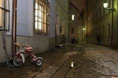 Bratislava - Tricycle
