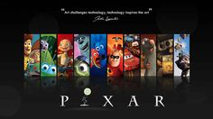 MIND BLOWN. Jon Negroni claims that the last 14 Pixar movies all exist in the same universe.