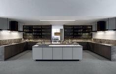 Arthena kitchen by Varenna, Poliform