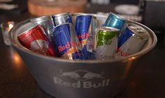 Mixing alcohol with energy drinks may make you want to drink even more