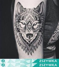 tatuaż wilk - Szukaj w Google