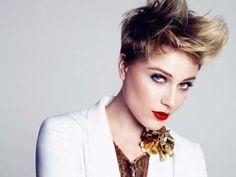 Short Blonde Haircuts | 2013 Short Haircut for Women
