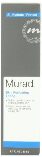 Murad Skin Perfecting Lotion 3 HydrateProtect 17 fl oz 50 ml ** For more information, visit image link.