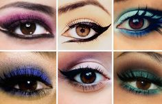 Comment maquiller ses yeux marrons