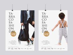 Tarraco Fashion Day // Beatriz Cervantes Durán //  TFG Disseny Gràfic // EINA, Barcelona