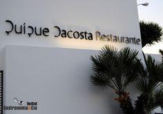 Quique Dacosta Restaurante (Denia. Comunidad Valenciana)