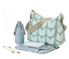 Crossbody bags are a lifesaver. Messenger bags for women styled like a messenger backpack are the perfect diaper bags. Shop buybuyBABY for messenger diaper bags - buy now. Messenger Diaper Bags, Messenger Backpack, Baby Nappy Bags, Blue Tulips, Bebe Baby, Dream Baby, Green Bag, Mint Green, Trends