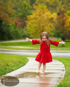 be like a child...enjoy.