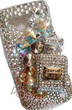 Cell phone case for the wedding