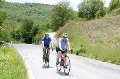 Ride in the chianti: from castelnuovo berardenga to Radda in Chianti