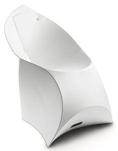 Klappsessel Flux Chair, Weiß von Flux finden Sie bei Made In Design, Ihrem…