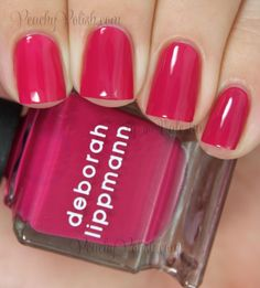 Deborah Lippmann: We Are Young from the Summer 2014 Color Fever Collection Swatches and Review #ShowOfHands