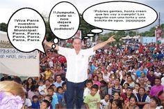 Periodismo sin Censura: La traición y verguenza en Juan Manuel Parra López...