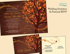 Hey, I found this really awesome Etsy listing at https://www.etsy.com/listing/339513558/autumn-wedding-invitation-fall-wedding